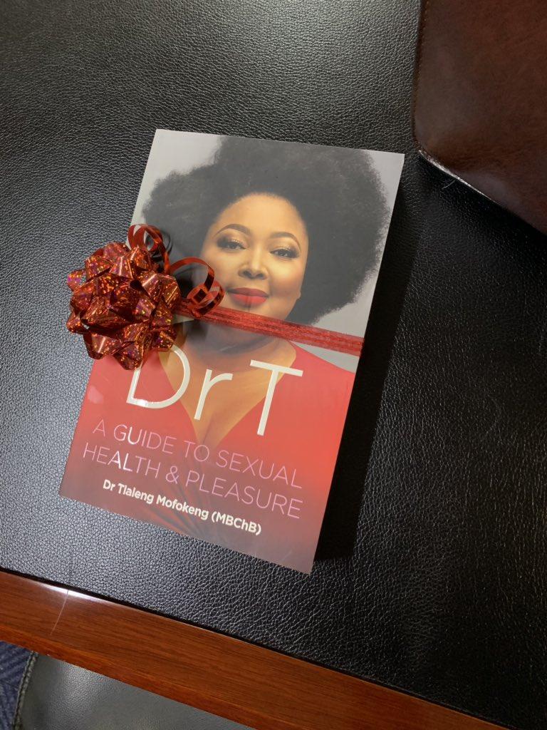 Author Dr Tlaleng Mofokeng