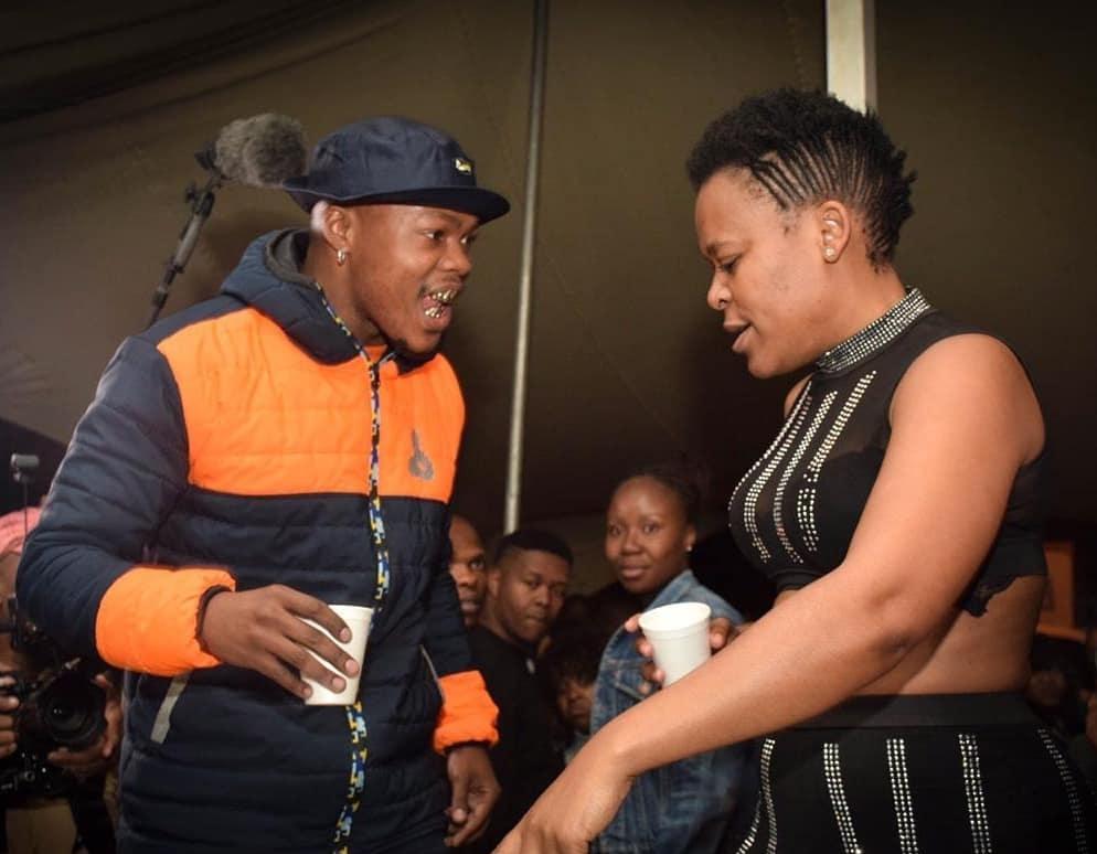 Zodwa Wabantu on moving on